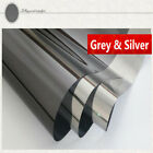 One Way Vision Solar Tint Reflective Privacy Film Heat Control srickers 0.5x6m