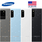 Samsung Galaxy Emotional LED Lighting Effect Cover Case S10 S10e Note S20 Plus