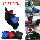 Motorcycle Cycling Winter Thermal Half Face Mask Neck Cover Ski Snow Balaclava