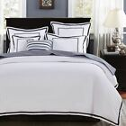 Mellanni Duvet Cover Set 3 Piece 1800 Hotel Collection, Wrinkle & Fade Free image
