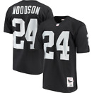 Mitchell  Ness Oakland Raiders 24 Football Jersey New Mens 56 3XL 250