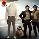 DFYM Hot Star Wars The Last Jedi Poe Dameron Full Suit Cosplay Costum Customize $168.53 USD on eBay