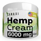 6000MG Hemp Cream Pain Relief Recover Arthritis Muscle Strain Stiff Joints Knees $30.86 USD on eBay