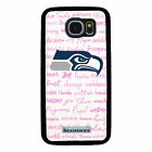 SEATTLE SEAHAWKS PHONE CASE FOR SAMSUNG GALAXY S6 S7 S8 S9 S10 E PLUS EDGE NOTE $14.99 USD on eBay
