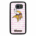 MINNESOTA VIKINGS PHONE CASE FOR SAMSUNG GALAXY 5 S6 S7 S8 S9 S10 PLUS EDGE NOTE $14.99 USD on eBay