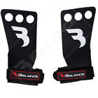 BALANCE SPORTS CARBON LEATHER MICROFIBRE GYMNASTIC HANDPROTECTION CROSSFIT GRIPS