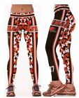 Cleveland Browns S/M-L/XL (4-16) Women's Normal Quality Leggings Football $14.95 USD on eBay