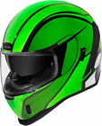 Icon Airform CONFLUX Full-Face Helmet (Green) Choose Size
