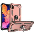 For Samsung Galaxy A10E A102V A102U S102DL Magnetic Ring Shockproof Case Cover