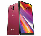 "LG G7 ThinQ G710 ""Factory Unlocked"" 64GB Grey /Red A++ photo"