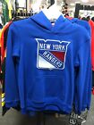 NHL Team Apparel Youth New York Rangers Hockey Hoodie $24.99 USD on eBay