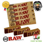 RAW CLASSIC Rolling Papers King Size Slim 110mm with Roach Filter Tips Rizla Kit <br/> KINGSIZE SLIM + ROACH FOR JUST £1.50! CHEAPEST UK!