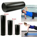 Extra Firm High Density Foam Roller Muscle Back Pain Trigger Yoga Massage YZ image