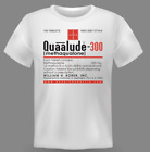 Kyпить Quaalude design T-shirts -  Qualude на еВаy.соm
