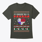 Made In Panama Christmas Ugly Sweater Hanes Tagless Tee T-Shirt