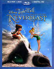 TinkerBell and the Legend of the NeverBeast :New Blu-ray / DvD / Slipcover