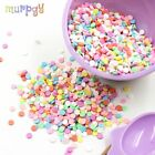 10g Charms Fake Sprinkles Filler For Slime Bead Star Love Snow Stars image