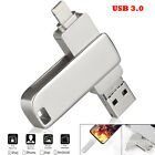 1TB 512GB USB 3.0 Flash Drive Memory Stick Pen Disk For IOS iPhone OTG Android