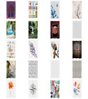 Stall Shower Curtain For Bathroom Decor In 2 Sizes Polyester Fabric By Ambesonne