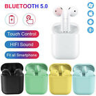 i12 tws wireless bluetooth headset 5 0 hifi earbuds earphone stereo headphone