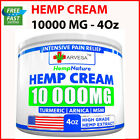 10000MG Hemp Cream Pain Relief Relieves Muscle Lower Back Pain Stiff Joint Pain $32.86 USD on eBay