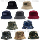 USA American Flag hat Tactical Military Bucket hat Boonie cap 100% Cotton