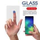 tempered glass screen protector full curved for samsung galaxy s10 s10 note 10