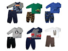 NWT- CARTER'S - BABY BOY'S 2-PC FLEECE OUTFIT SET - SIZES: 0-3M - 24M