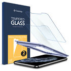 [2 Pack] For iPhone 11 11 Pro 11 Pro Max | Tempered Glass Screen Protector