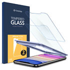 2 Pack For iPhone 11, 11 Pro, 11 Pro Max  Tempered Glass Screen Protector