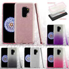 LG G8 ThinQ Case Cover Hybrid Bling Glitter Rubber Silicone Protective TPU Slim $7.58 USD on eBay