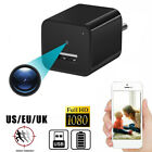 Mini 1080P WIFI Hidden Camera Full HD USB Wall Charger Motion Detection Recorder