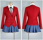 Anime Tiger Dragon Toradora Aisaka Taiga Cosplay Costume