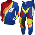 UFO Shade Motocross Race Kit Pants and Shirt Combo Blue - All Sizes  for sale  Yeovil