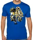 Steph Curry Golden State Warriors T-Shirt - Royal Blue M on eBay