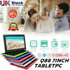 Q88 7 Inch Tablet Pc Quad Core Android 4.4 512mb 4gb Dual Camera Gsm Wifi Uk