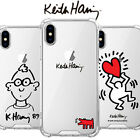 Genuine Keith Haring Jelly Hard Case Galaxy S9/Galaxy S9 Plus made in Korea