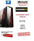 Fast Quad Core I7 Gtx 1050 Ti Gaming Pc 16gb Ram 2tb Windows 10 Desktop Computer