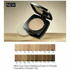 Avon True Colour Cream-to-Powder Foundation Compact ULTRAMATTE 10g - ALL SHADES