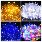 100-1000 LED String Fairy Lights Christmas Tree Party Xmas Outdoor Decoration US