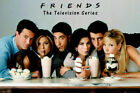 Used, Friends TV Show Series Season USA Movie Poster Art Fabric Hot Decor X-452 for sale  Shipping to South Africa