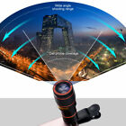 Universal Clipon Sports12x Optical Zoom HD Telescope Camera Lens For Cell Phone
