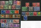 SWITZERLAND COLLECTIONS TOTAL 350 STAMPS PRICED AS GROUPS SELECTIONS MINT USED