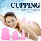 Cupping Therapy Set Silicone Vacuum Massage Anti Cellulite Body Facial Suction