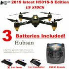 Hubsan H501S X4 Drone Brushless RC Quadcopter FPV 1080P GPS RTH RTF, SS Edition