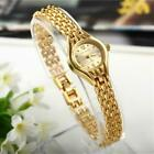 Women Bracelet Watch Golden Small Dial Quartz Leisure Watches Popular Wristwatch image