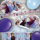 Disney+Frozen+2+Olaf+Elsa+Anna+Party+Tableware%2C+Decorations+and+Balloons