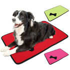 Waterproof Washable Dog Bed Pet Kennel Cushion Mat Crate Cage Pad House Large