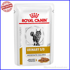 ROYAL CANIN Veterinary Diet Cat Urinary S/O Moderate Calorie Cat Feline Wet Food
