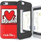 Genuine Keith Haring Card Bumper Case iPhone X/XS/XS Max/XR Case 10 Types Case